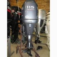 Продам лодочный двигатель Yamaha E115A инжектор 162 мч