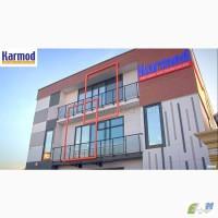Быстровозводимые модульные здания Karmod под офисы, торговые центры