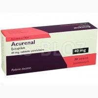 Продам акуренал Acurenal