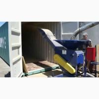 Загрузка стафировка контейнеров (зерно, шрот)