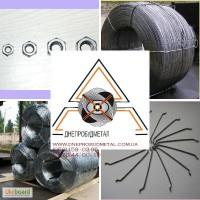 Продам проволока стальная без покрытия ГОСТ 3282-74, Украина, Днепр