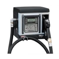 Дозирующая миниАЗС, с преднабором, CUBE 70MC PIUSI Италия для перекачки дизтоплива