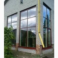 Алюминиевый фасад. Фасадное остекление