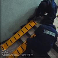 Изготовление и монтаж пандусов в Киеве и Киевской обл