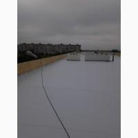 Укладка ПВХ мембраны. Монтаж и ремонт мембранных крыш в Кропивницком