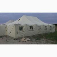 Палатка военная для применения в строительстве и для других целей