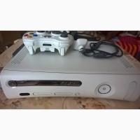 Xbox 360 белый 60 GB Не Прошит
