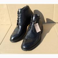 Ботинки ecco vitrus i 640324 оригінал натуральна кожа верх і всередині р.42, 43, 46, 47