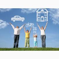 Кредит под залог недвижимости от частного лица г. Киев
