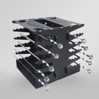 Мангал Vesuvi ECO вертикальный 3 мм-Акционная цена
