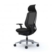 Японские офисные кресла OKAMURA SYLPHY Black