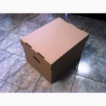 Короб для архивного хранения 430х345х300 мм