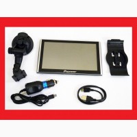 "7"" GPS навигатор Pioneer G716 - 8gb 800mhz 256mb IGO+Navitel +CityGuide"