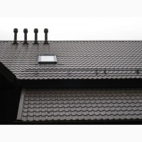 Монтаж крыши из металлочерепицы, битумной черепицы в Павлограде