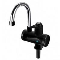 Водонагреватель проточный кран с подогревом Instant Heating Faucet Delimano RX-014 Black