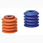 Плоские, овальные и прямоугольные вакуумные присоски FIPA