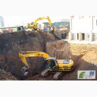 Разработка ППР на земляные работы и нулевой цикл