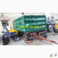2ПТС-4 бу прицеп тракторный для МТЗ/ЮМЗ-6
