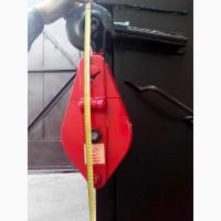 Грузовой монтажный конифаст-блок (полиспаст) 1 ролик 3, 2 тонны
