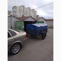 Купить прицеп с завода по АКЦИИ ! Тент Евро Фура в ПОДАРОК