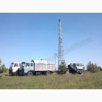 Бурение скважин, буровые работы различного назначения в Днепропетровске и Украине
