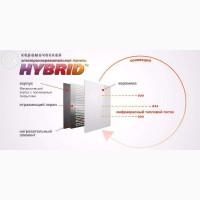 Холодно? Керамическая батарея Гибрид Hybrid в помощь! Всего 0, 375 кВт