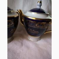 Чайный сервиз фарфор ссср 50 годов