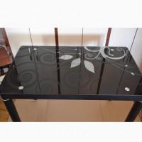 Стол стеклянный Damar 80х60