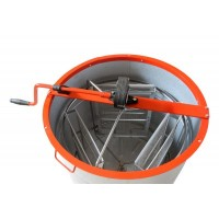 Медогонка 3-х рамочная с поворотом кассет (производство АВВ-100)