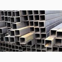 Трубы профильные стальные квадратные ГОСТ8639-82