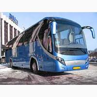 Автобус Луганск - Полтава - Киев - Полтава - Луганск