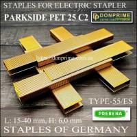 Скоба Тип 55 / 6 мм PARKSIDE для электростеплера (степлера)