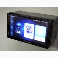 2Din автомагнитола android 7 дюймов Wifi GPS Pioneer 9216 сенсорная на Андроиде 2 дин