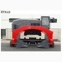Самоходная машина для компостирования EYS KYK40/KYK55