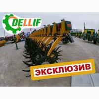 Борона ротационная Dellif Белла 6 м 25 рабочих органов