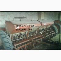 СЗ-3, 6- сеялка зерновая, б/у