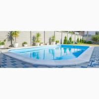 Продажа и установка бассейнов из полипропилена с гарантией