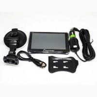 "5"" GPS навигатор Pioneer 6008 - 8gb 128mb IGO+Navitel"