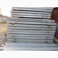Столбы бетонные для еврозабора